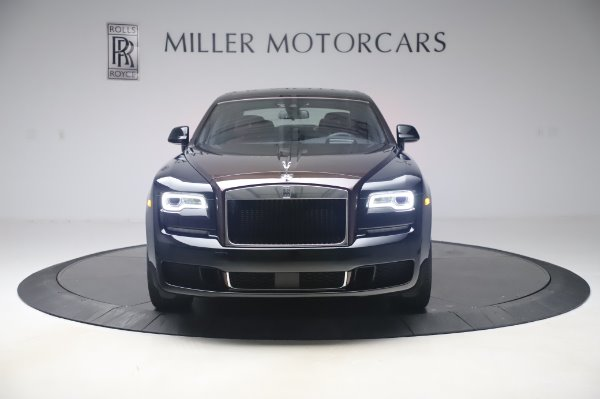 New 2020 Rolls-Royce Ghost for sale $450,450 at McLaren Greenwich in Greenwich CT 06830 2