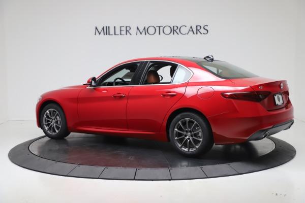 New 2020 Alfa Romeo Giulia Q4 for sale $40,466 at McLaren Greenwich in Greenwich CT 06830 4