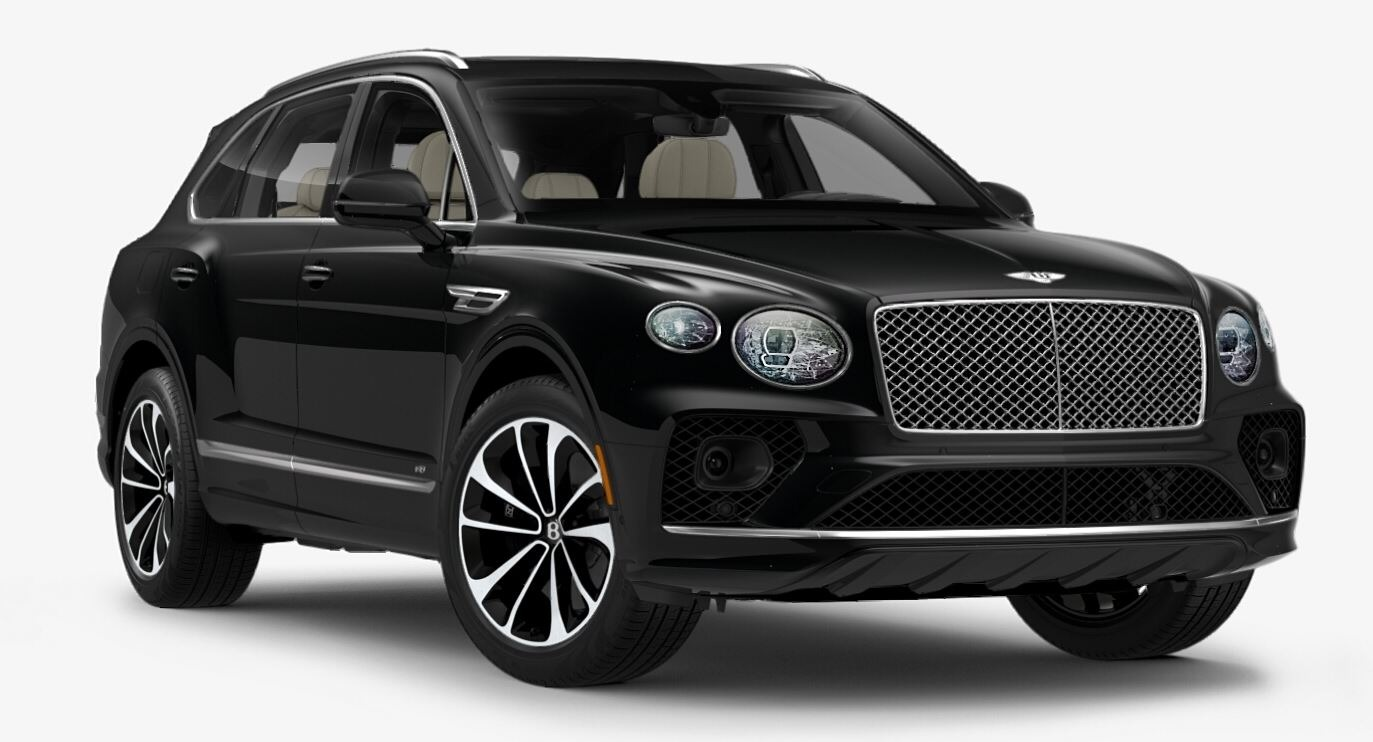 New 2021 Bentley Bentayga V8 for sale $208,275 at McLaren Greenwich in Greenwich CT 06830 1