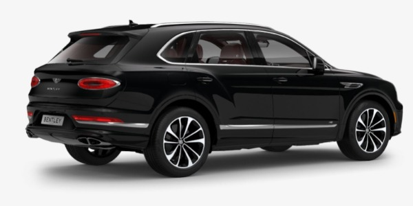 New 2021 Bentley Bentayga V8 for sale $202,955 at McLaren Greenwich in Greenwich CT 06830 3
