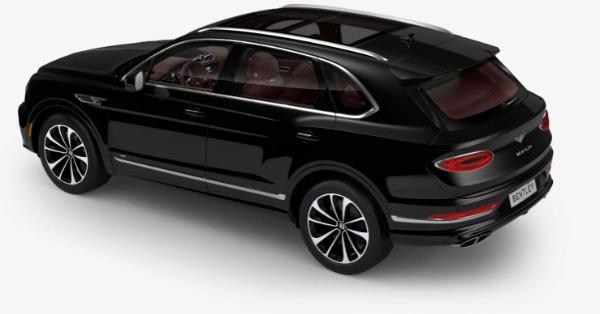 New 2021 Bentley Bentayga V8 for sale $202,955 at McLaren Greenwich in Greenwich CT 06830 4