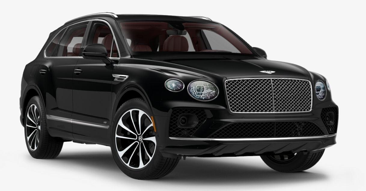 New 2021 Bentley Bentayga V8 for sale $202,955 at McLaren Greenwich in Greenwich CT 06830 1
