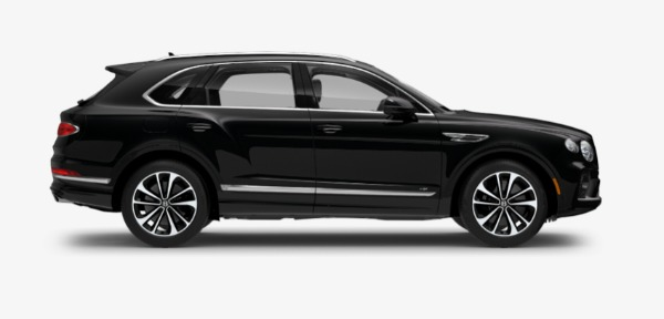 New 2021 Bentley Bentayga V8 for sale $207,765 at McLaren Greenwich in Greenwich CT 06830 2