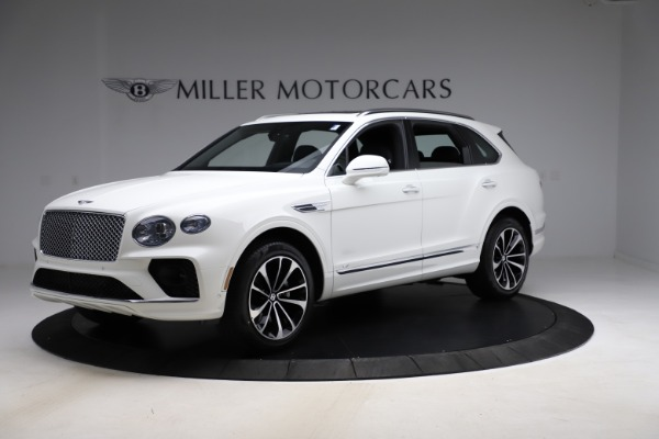 New 2021 Bentley Bentayga V8 for sale Sold at McLaren Greenwich in Greenwich CT 06830 2
