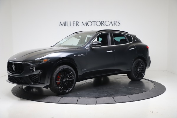 New 2020 Maserati Levante S Q4 GranSport for sale $102,985 at McLaren Greenwich in Greenwich CT 06830 2