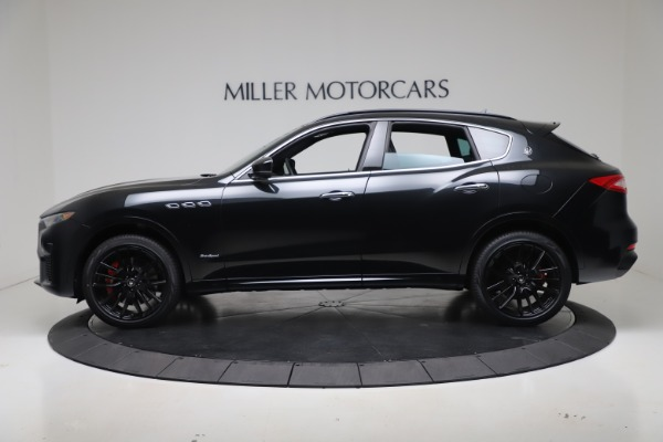 New 2020 Maserati Levante S Q4 GranSport for sale $102,985 at McLaren Greenwich in Greenwich CT 06830 3