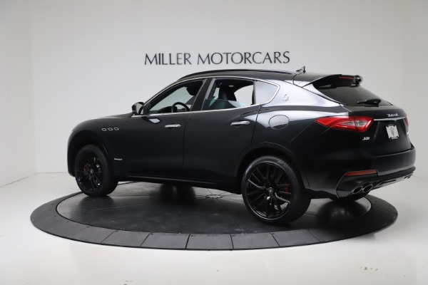 New 2020 Maserati Levante S Q4 GranSport for sale $102,985 at McLaren Greenwich in Greenwich CT 06830 4