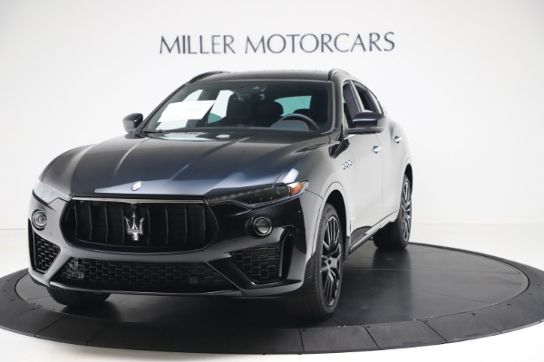 New 2020 Maserati Levante S Q4 GranSport for sale $102,985 at McLaren Greenwich in Greenwich CT 06830 1