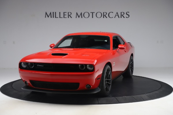 Used 2019 Dodge Challenger R/T Scat Pack for sale $48,900 at McLaren Greenwich in Greenwich CT 06830 1