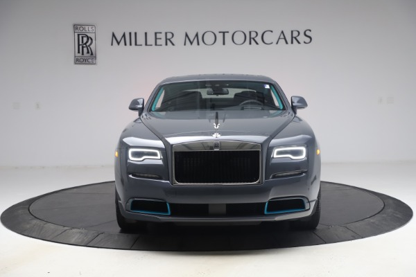 New 2021 Rolls-Royce Wraith KRYPTOS for sale $450,550 at McLaren Greenwich in Greenwich CT 06830 2