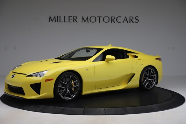 Used 2012 Lexus LFA for sale $509,900 at McLaren Greenwich in Greenwich CT 06830 2