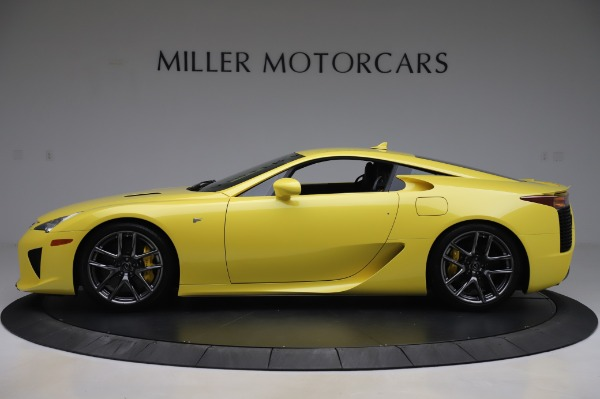 Used 2012 Lexus LFA for sale $509,900 at McLaren Greenwich in Greenwich CT 06830 3