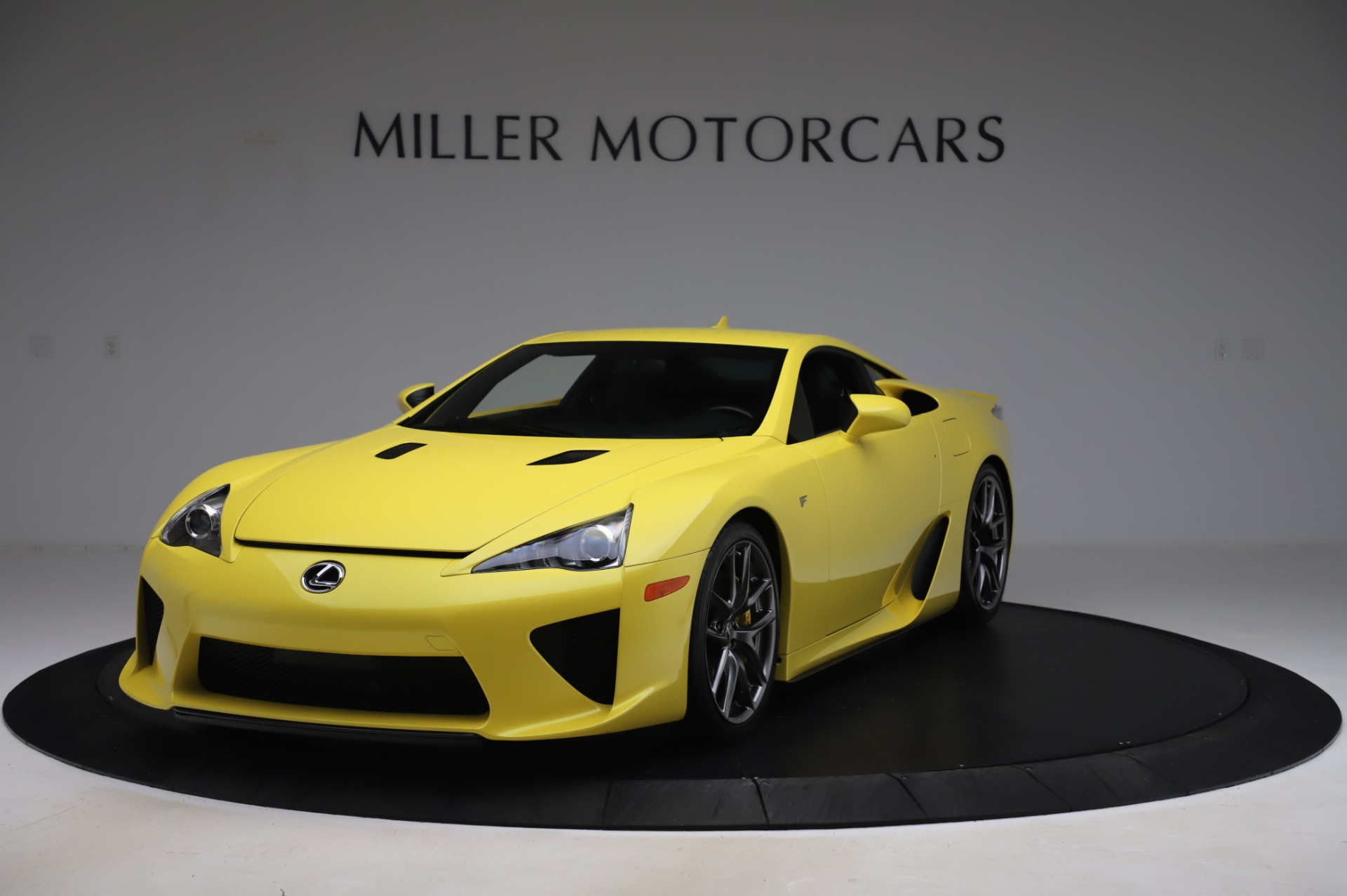 Used 2012 Lexus LFA for sale $509,900 at McLaren Greenwich in Greenwich CT 06830 1