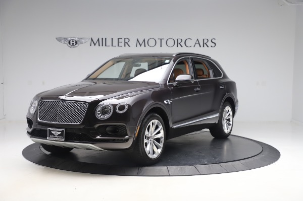 Used 2017 Bentley Bentayga W12 for sale $138,900 at McLaren Greenwich in Greenwich CT 06830 2
