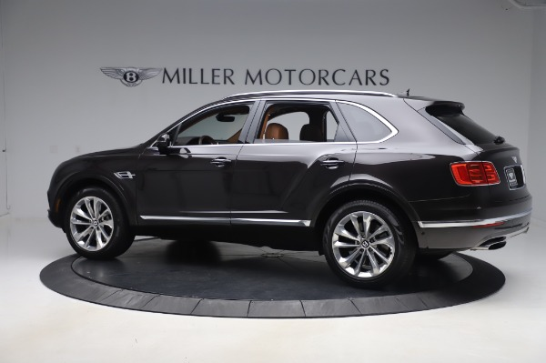 Used 2017 Bentley Bentayga W12 for sale $138,900 at McLaren Greenwich in Greenwich CT 06830 4