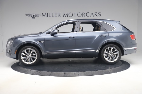 Used 2017 Bentley Bentayga W12 for sale Call for price at McLaren Greenwich in Greenwich CT 06830 3