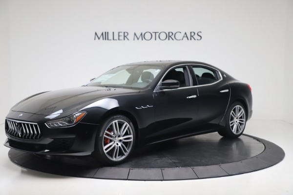 New 2020 Maserati Ghibli S Q4 for sale $87,285 at McLaren Greenwich in Greenwich CT 06830 2