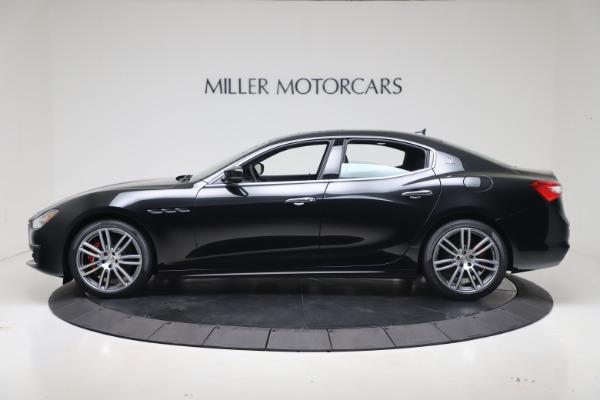 New 2020 Maserati Ghibli S Q4 for sale $87,285 at McLaren Greenwich in Greenwich CT 06830 3
