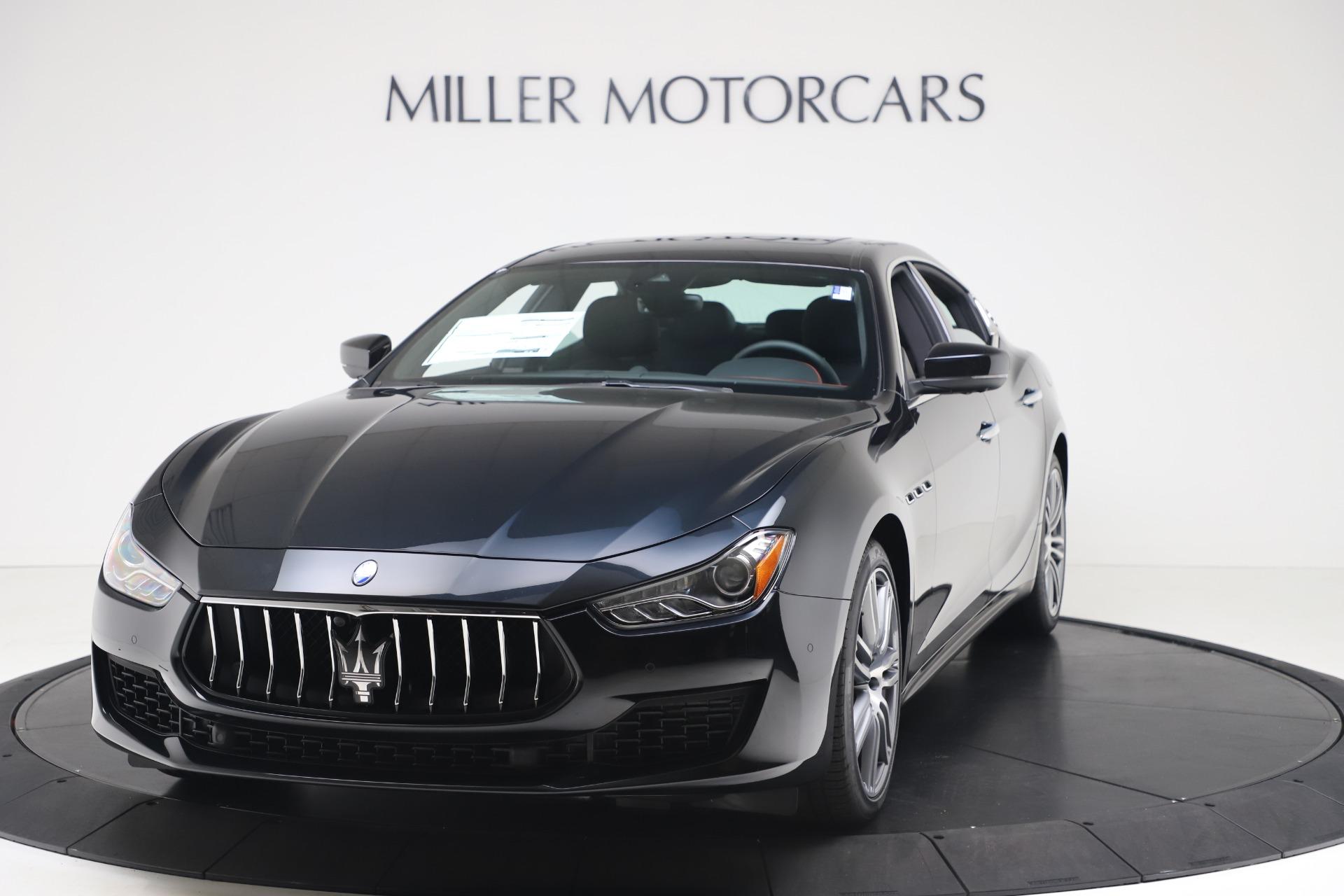 New 2020 Maserati Ghibli S Q4 for sale $87,285 at McLaren Greenwich in Greenwich CT 06830 1