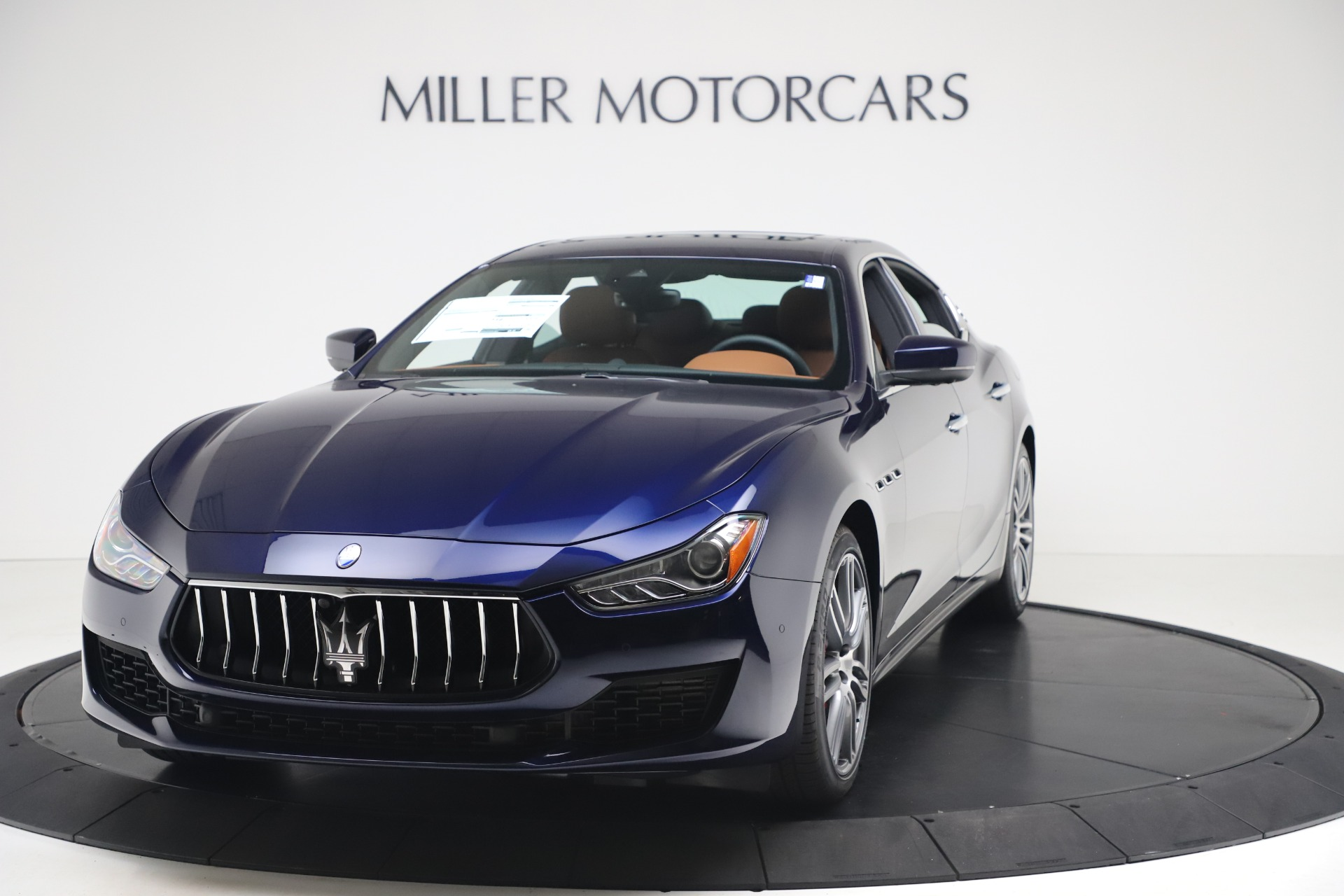 New 2020 Maserati Ghibli S Q4 for sale $87,285 at McLaren Greenwich in Greenwich CT 06830 1