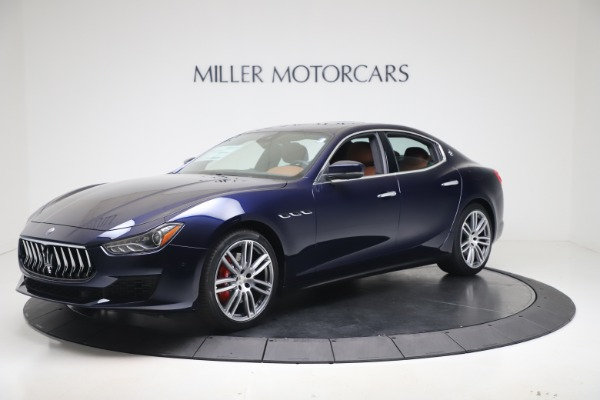 New 2020 Maserati Ghibli S Q4 for sale $87,285 at McLaren Greenwich in Greenwich CT 06830 2