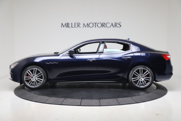 New 2020 Maserati Ghibli S Q4 for sale $87,285 at McLaren Greenwich in Greenwich CT 06830 3