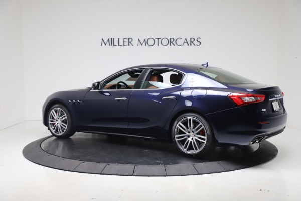 New 2020 Maserati Ghibli S Q4 for sale $87,285 at McLaren Greenwich in Greenwich CT 06830 4