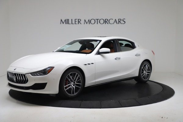 New 2020 Maserati Ghibli S Q4 for sale $84,735 at McLaren Greenwich in Greenwich CT 06830 2