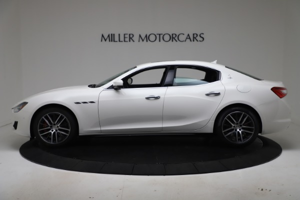 New 2020 Maserati Ghibli S Q4 for sale $84,735 at McLaren Greenwich in Greenwich CT 06830 3