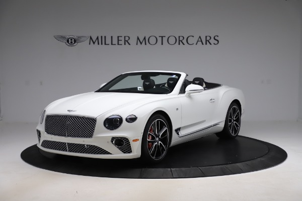 New 2020 Bentley Continental GTC V8 First Edition for sale $281,365 at McLaren Greenwich in Greenwich CT 06830 2
