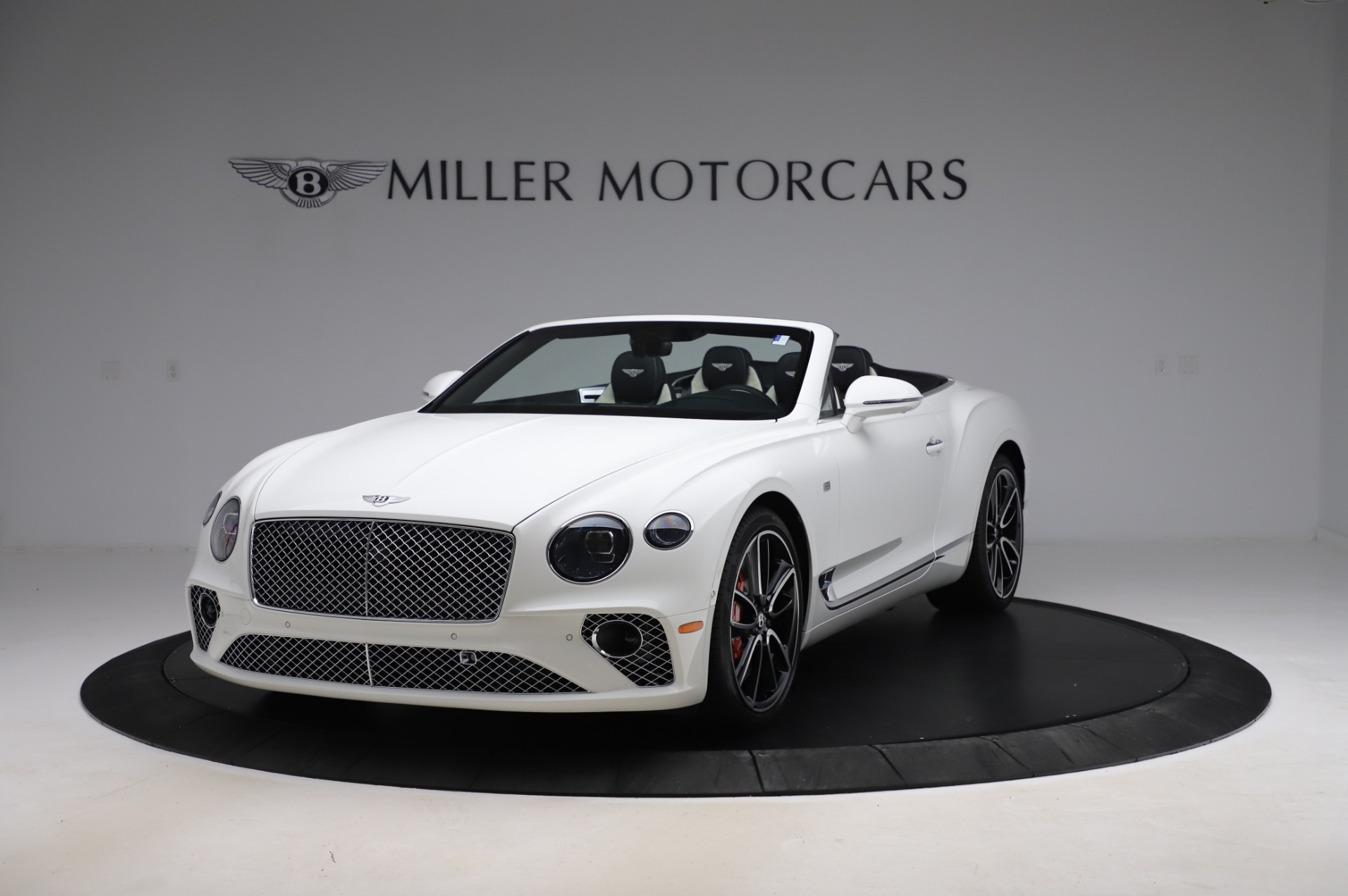 New 2020 Bentley Continental GTC V8 First Edition for sale $281,365 at McLaren Greenwich in Greenwich CT 06830 1