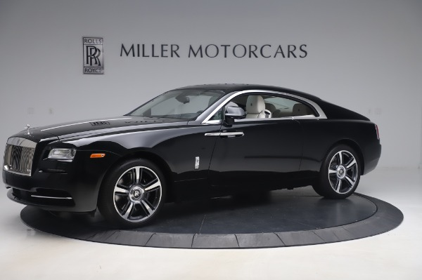Used 2014 Rolls-Royce Wraith for sale $165,900 at McLaren Greenwich in Greenwich CT 06830 2