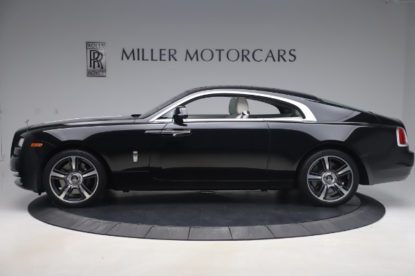 Used 2014 Rolls-Royce Wraith for sale $165,900 at McLaren Greenwich in Greenwich CT 06830 3