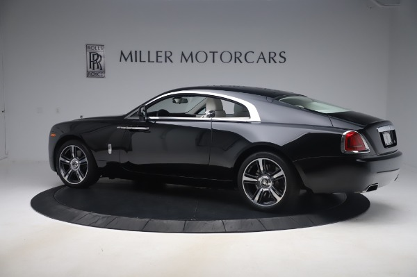 Used 2014 Rolls-Royce Wraith Base for sale $168,900 at McLaren Greenwich in Greenwich CT 06830 4
