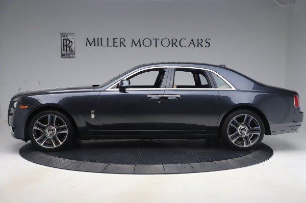 Used 2016 Rolls-Royce Ghost for sale $177,900 at McLaren Greenwich in Greenwich CT 06830 3