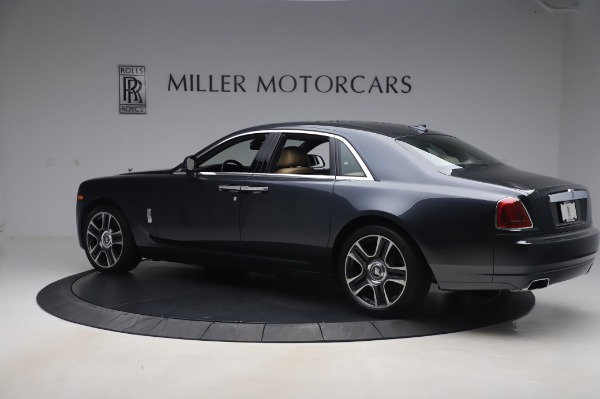 Used 2016 Rolls-Royce Ghost for sale $177,900 at McLaren Greenwich in Greenwich CT 06830 4
