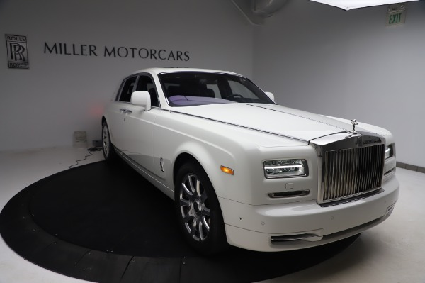 Used 2014 Rolls-Royce Phantom for sale $199,900 at McLaren Greenwich in Greenwich CT 06830 3
