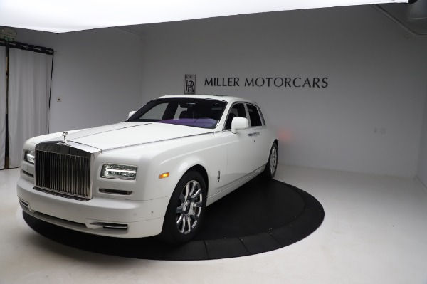 Used 2014 Rolls-Royce Phantom for sale $199,900 at McLaren Greenwich in Greenwich CT 06830 4