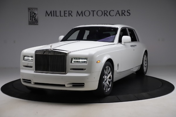 Used 2014 Rolls-Royce Phantom for sale $199,900 at McLaren Greenwich in Greenwich CT 06830 1
