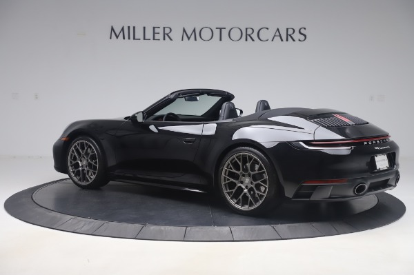 Used 2020 Porsche 911 Carrera 4S for sale Call for price at McLaren Greenwich in Greenwich CT 06830 4