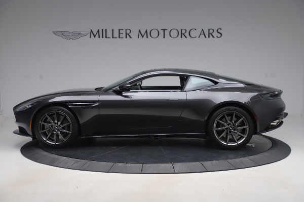 Used 2019 Aston Martin DB11 V8 Coupe for sale Sold at McLaren Greenwich in Greenwich CT 06830 2