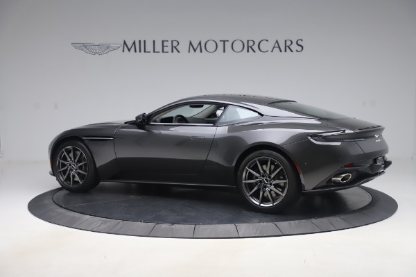 Used 2019 Aston Martin DB11 V8 Coupe for sale Sold at McLaren Greenwich in Greenwich CT 06830 3