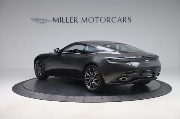 Used 2019 Aston Martin DB11 V8 Coupe for sale Sold at McLaren Greenwich in Greenwich CT 06830 4