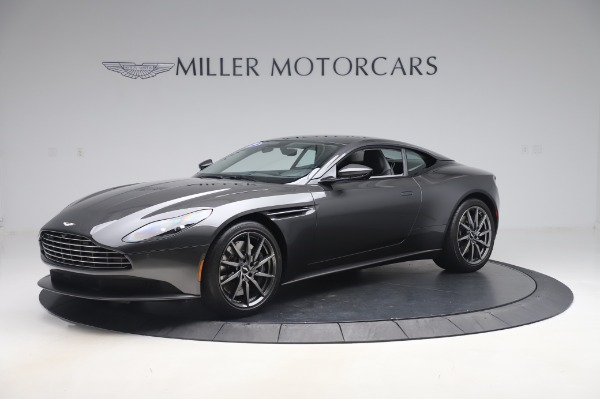 Used 2019 Aston Martin DB11 V8 Coupe for sale Sold at McLaren Greenwich in Greenwich CT 06830 1
