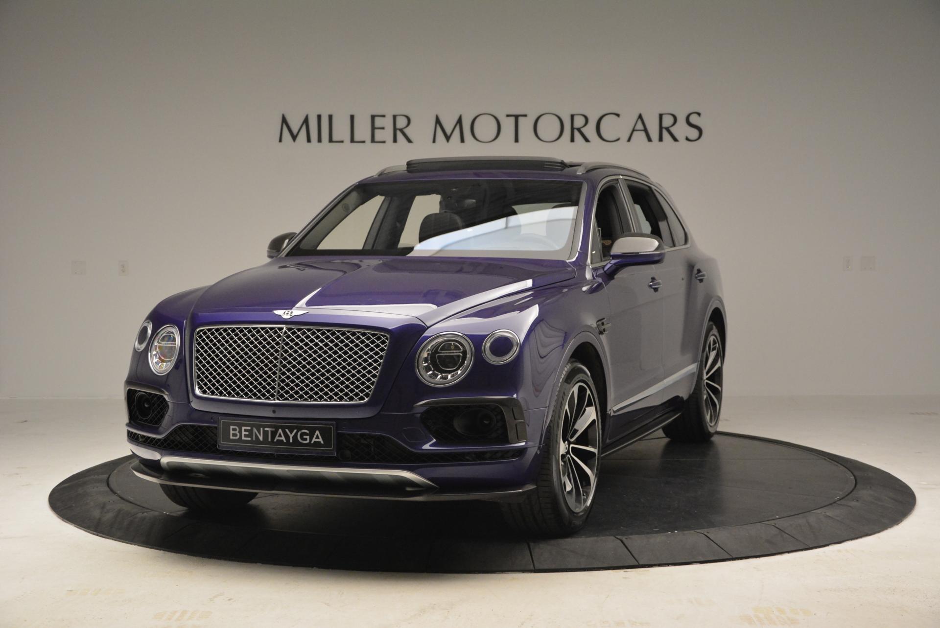 New 2017 Bentley Bentayga for sale Sold at McLaren Greenwich in Greenwich CT 06830 1