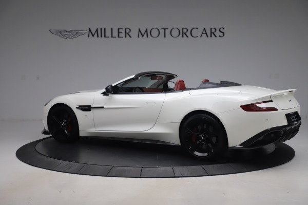 Used 2018 Aston Martin Vanquish S Volante for sale $183,900 at McLaren Greenwich in Greenwich CT 06830 3