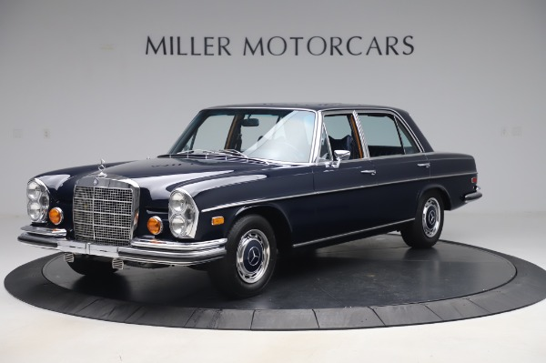 Used 1971 Mercedes-Benz 300 SEL 6.3 for sale $117,000 at McLaren Greenwich in Greenwich CT 06830 2