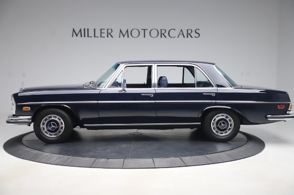 Used 1971 Mercedes-Benz 300 SEL 6.3 for sale $117,000 at McLaren Greenwich in Greenwich CT 06830 3