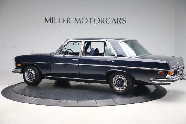 Used 1971 Mercedes-Benz 300 SEL 6.3 for sale $117,000 at McLaren Greenwich in Greenwich CT 06830 4