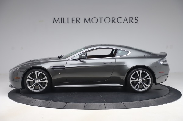 Used 2011 Aston Martin V12 Vantage Coupe for sale $108,990 at McLaren Greenwich in Greenwich CT 06830 2